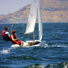 Sailing, Rig off Pt  Loma