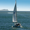 Sailing, View on Coronado Islands