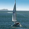 Sailing, View on Coronado Islands