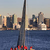 Sailing, San Diego Bay