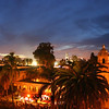 Balboa Park, December Nights View