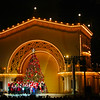 San Diego for the Holidays, Balboa Park, Organ Pavilion Concert
