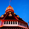 San Diego for the Holidays, Cupola, Hotel del Coronado