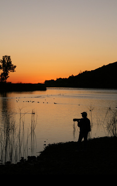 Photographer, Lake Murray