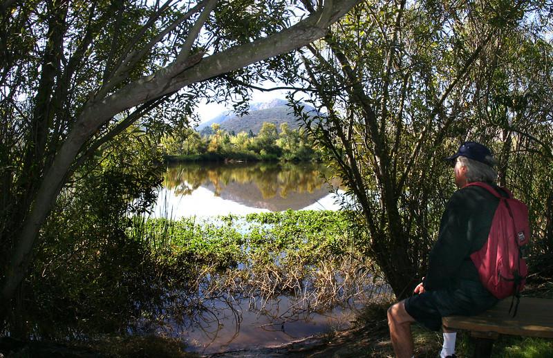 Hiking trail, Mission Trails Regional Park