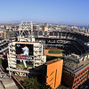 San Diego Downtown, View on Petco Park