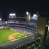 San Diego Downtown, PETCO Park Night View