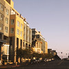 San Diego Downtown, East Village View at Dusk