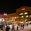 Horton Plaza San Diego Winter Ice-skating