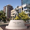 San Diego Downtown, Tony Gwynn Statue, East Village
