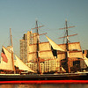 Maritime Museum, Star of India & Embarcadero :