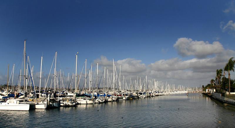 Shelter Island, Marina View