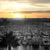 Harbor Island, Sunrise over Marina