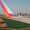 San Diego International Airport, View on City Skyline