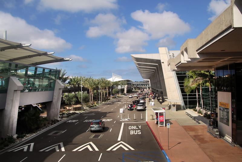 San Diego International Airport, Terminal 2