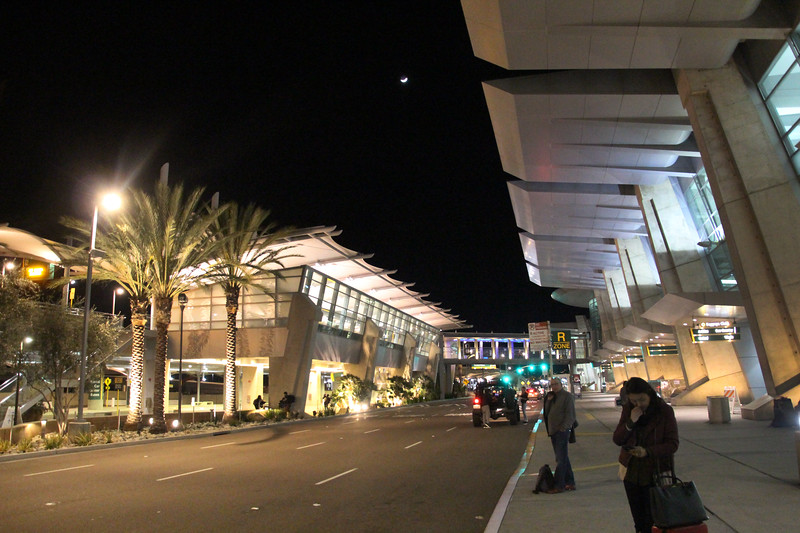 San Diego International Airport, Lindbergh Field