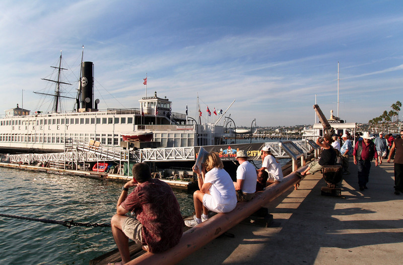 San Diego Embarcadero, Maritime Museum
