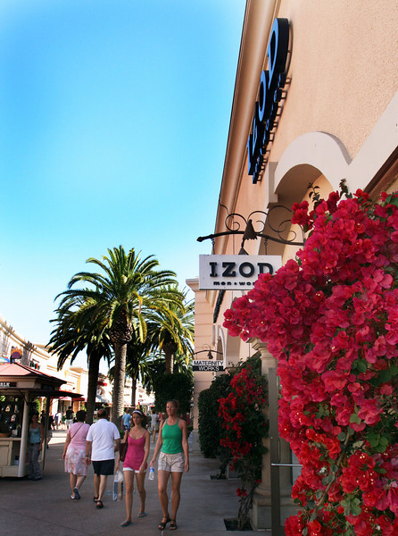 San Diego Shopping, Carlsbad Premium Outlets