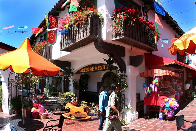 San Diego Shopping, Old Town San Diego Bazaar del Mundo Shops