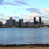 San Diego Skyline, Panorama from Coronado