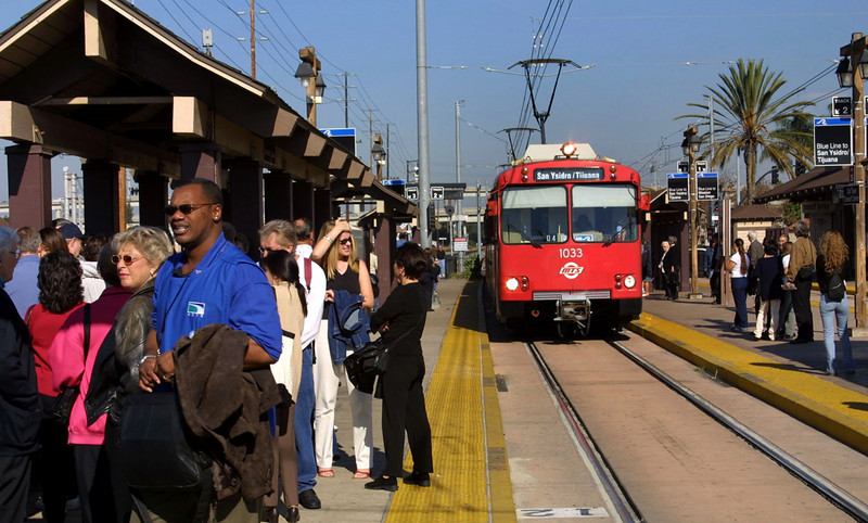 San Diego Trolley, Old Town Station