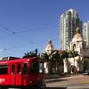 San Diego Trolley, Santa Fe Station