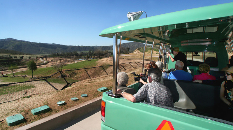 San Diego Zoo Safari Park, Africa Tram