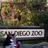 San Diego Zoo, Entrance Sign