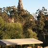 San Diego Zoo, View on Balboa Tower