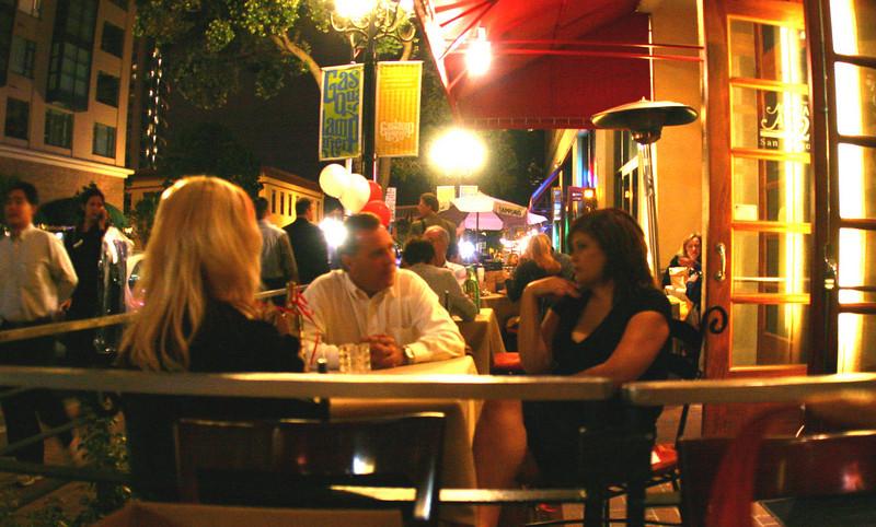San Diego Gaslamp Quarter Dining Scene