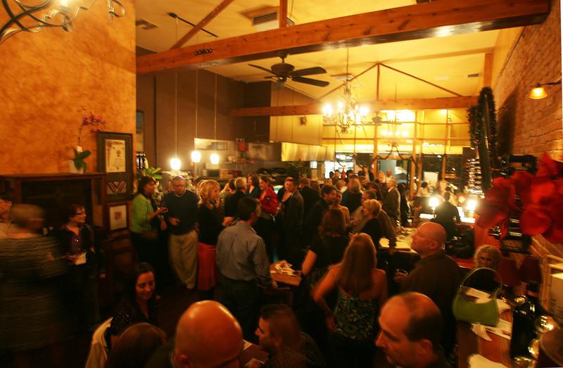 San Diego Gaslamp Quarter, Winetasting Event