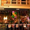 San Diego Gaslamp Quarter Mardi Gras Diners
