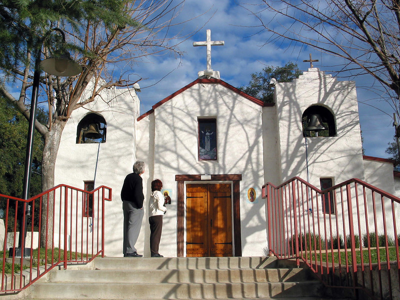 Mission Church, Barona Indian Reservation