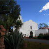 Mission Basilica de Alcala San Diego, Father Serra Statue