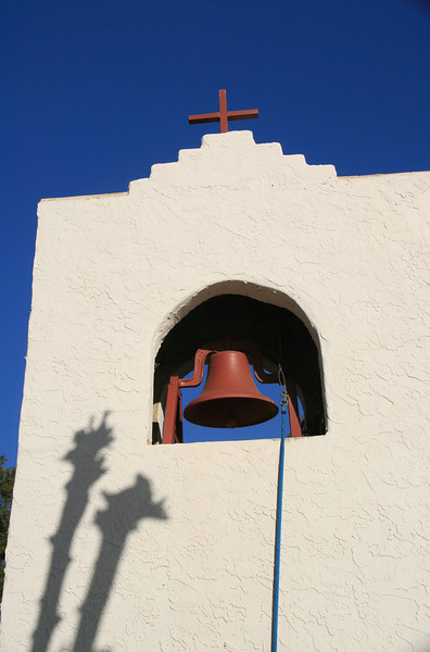 Mission Bell, Barona Indian Reservation