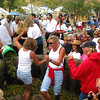 Julian Grape Stomp, Menghini Winery