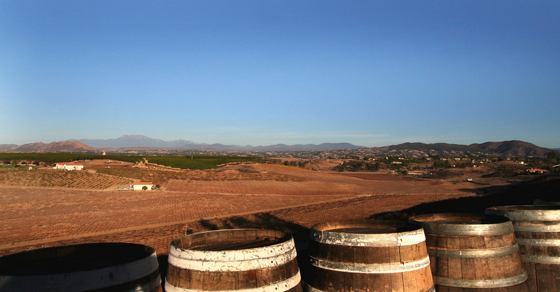 Long View on Temecula Valley