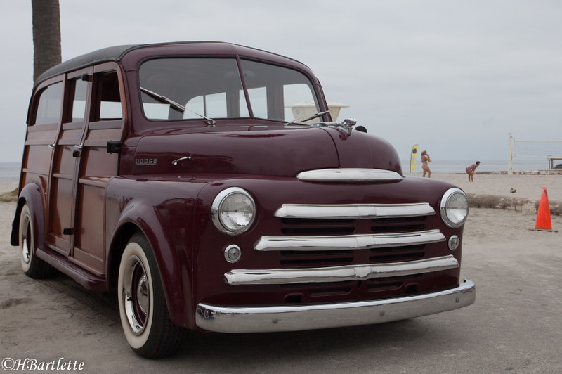 1949 Dodge at Wavecrest