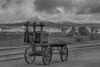 luggage wagon