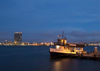 San Diego ferry landing