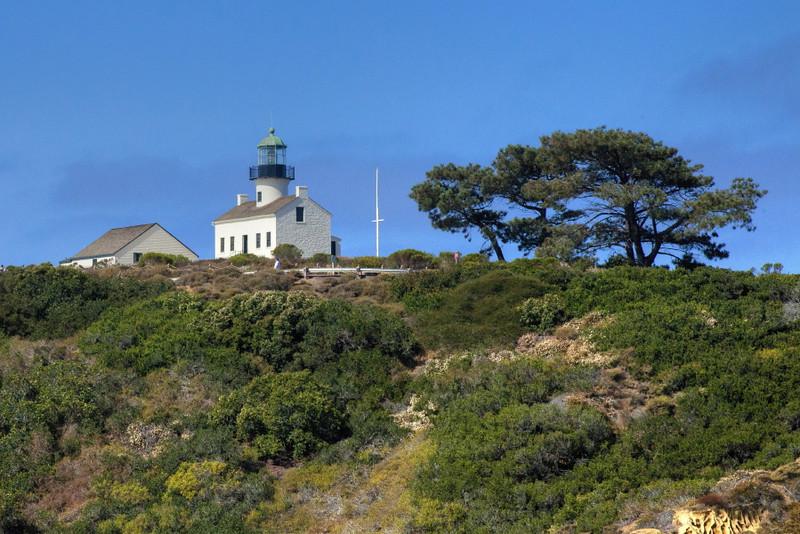 Pt. Loma Light House, San Diego