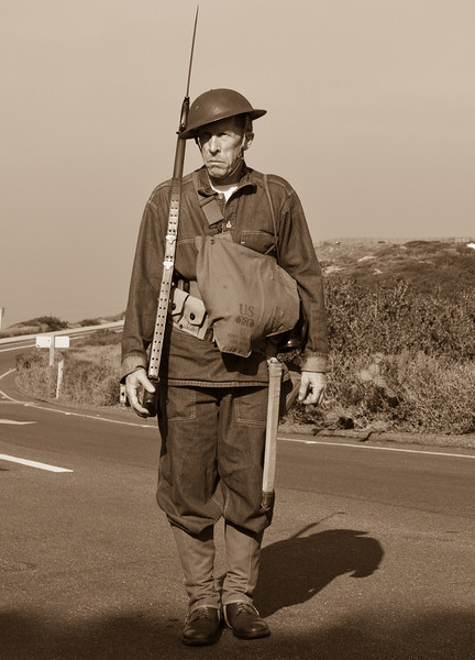 Cabrillo National Monument, World War re-enactment