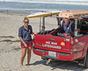Del Mar Lifeguard, another day on the beach