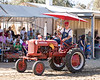 Tractor Parade at the Antique Gas & Steam Engine Museum, Vista Ca.