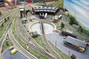Short Track model railroad