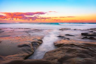 La Jolla Landscapes Dreamy by Lance Emerson