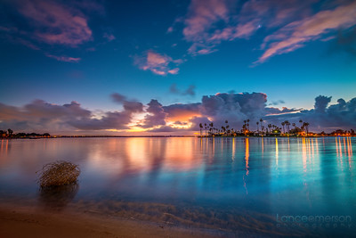 Mission Bay -After the Storm- PRINT