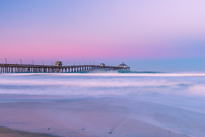 I B  Pier Sunrise Wave (1 of 1)