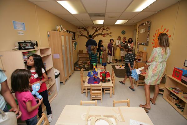 Children's Center Opening