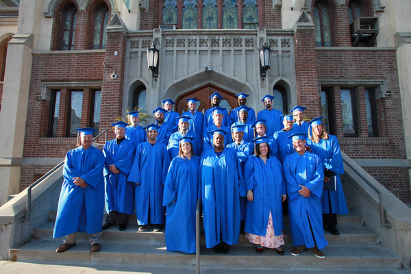Spring Graduates 2017